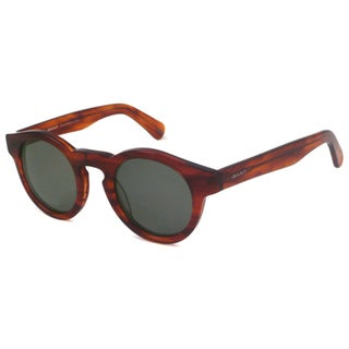 Gant GS Newbury Men's Polarized/ Round Sunglasses