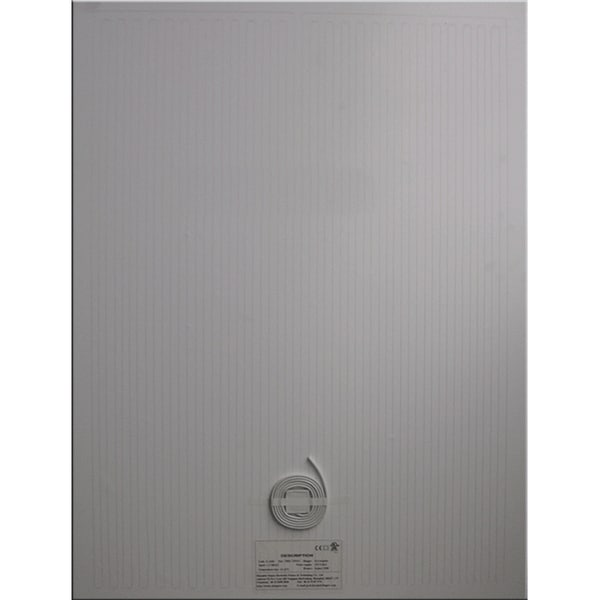 Radimo Rectangular 18-inch x 26-inch Electric Mirror Defogger