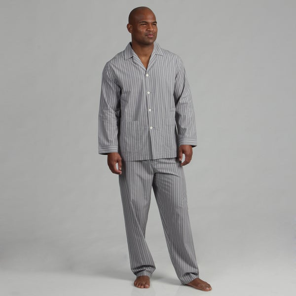 Knothe Men's Big and Tall Sizes Lux Pajama