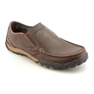 Dr. Scholl's Men's 'Oneida' Leather Casual Shoes