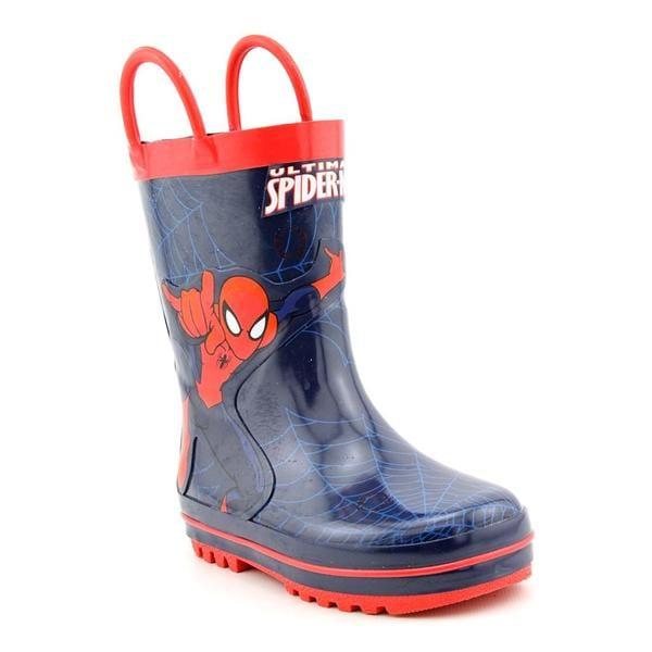 Marvel Spider-Man Boy's 'Web Splash Rainboots' Rubber Boots