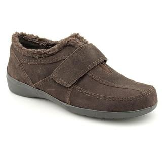 Easy Spirit Women's 'Iggy' Regular Suede Casual Shoes - Wide (Size 8.5)