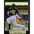 Yoenis Cespedes Oakland A's 9x12-inch Photo Plaque