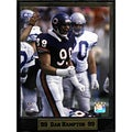 Dan Hampton Chicago Bears 9x12-inch Photo Plaque