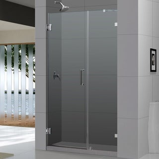 DreamLine UnidoorLux Frameless Shower Door (45