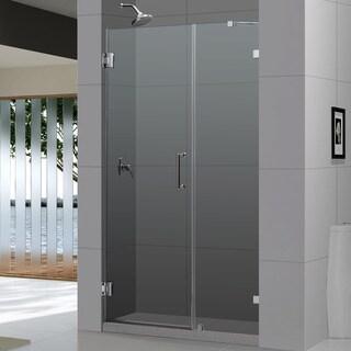 DreamLine UnidoorLux Frameless Shower Door (45
