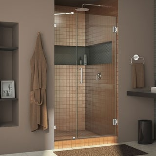 "DreamLine UnidoorLux Frameless Shower Door (41""-44"" x 72"")"