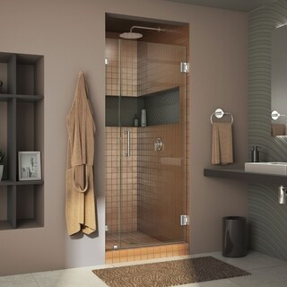 "DreamLine UnidoorLux Frameless Shower Door (29""-32"" x 72"")"
