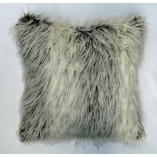 Jar Designs 'Llama Fur' Throw Pillow