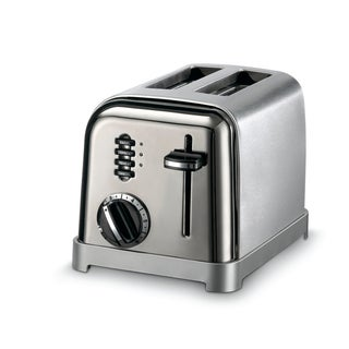 Cuisinart CPT-160BCH Chrome and Black 2-slice Toaster