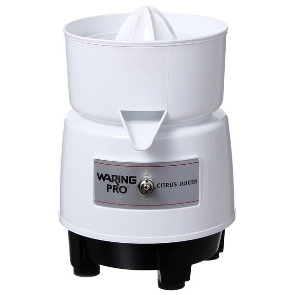 Waring Pro PCJ201 White Citrus Juicer