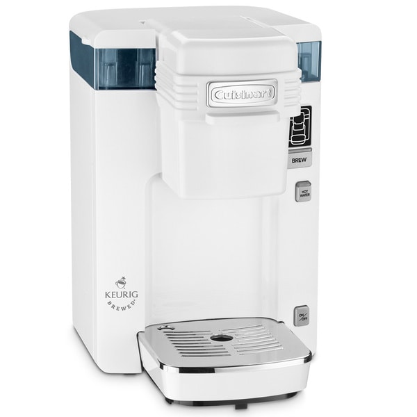 Cuisinart SS-300W White Keurig Single Serve Coffeemaker