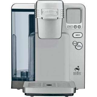 Cuisinart SS-700 Keurig Single-Serve Brewing System with 80 oz. Water Reservoir