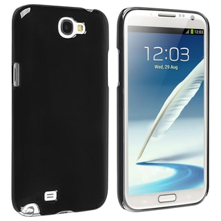 BasAcc Black Snap-on Case for Samsung Galaxy Note II N7100