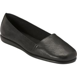 Women's Aerosoles Mr Softee Black Leather