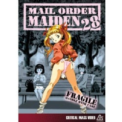Mail Order Maiden 28 (DVD)