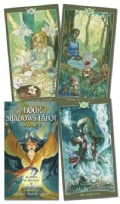 The Book of Shadows Tarot / Tarot del Libro de las Sombras: As Above So Below / Asi en el Cielo Como en la Tierra (Cards)