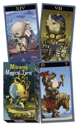 Mibramig Magical Tarot (Cards)