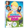 Martha & Friends: Martha's Magnificent Egg (DVD)