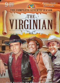 The Virginian: Complete Seventh Season (DVD)