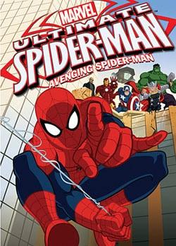 Marvel Ultimate Spider-Man: Avenging Spider-Man (DVD)