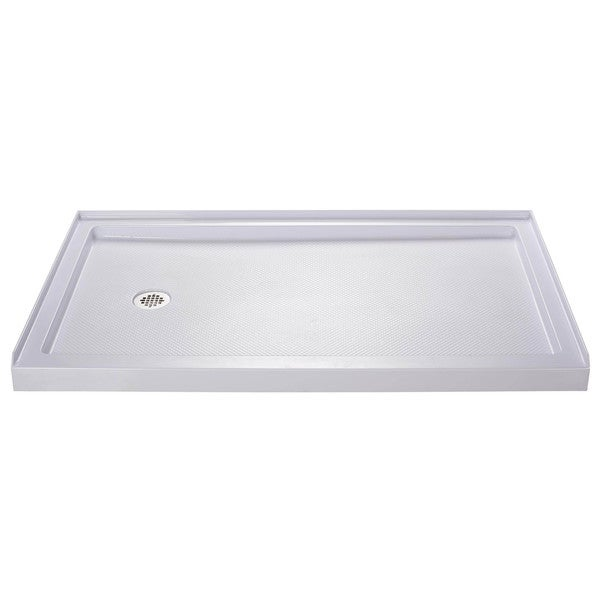 DreamLine SlimLine 32 x 60-inch Single Threshold Shower Base