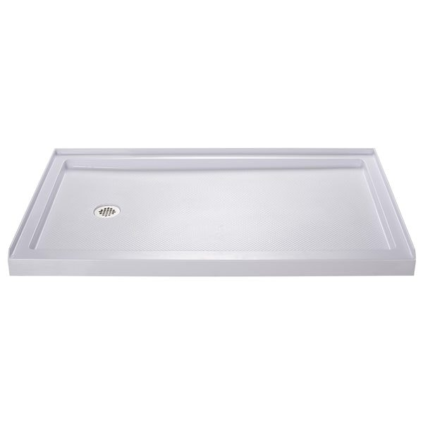 DreamLine 60x30 SlimLine Single Threshold Shower Base