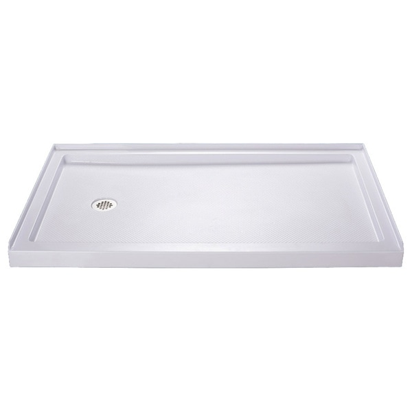DreamLine 60 x 36 SlimLine Single Threshold Shower Base