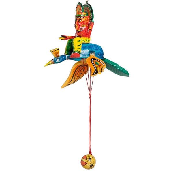 Ganesh Pull Toy (India)
