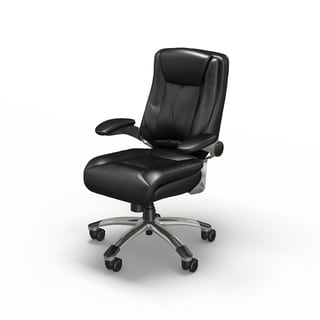 Mayline 600 Series Eco-Leather Manager Executive Chair