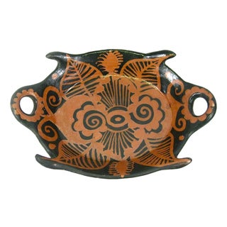 Decorative Clay Tray (Honduras)