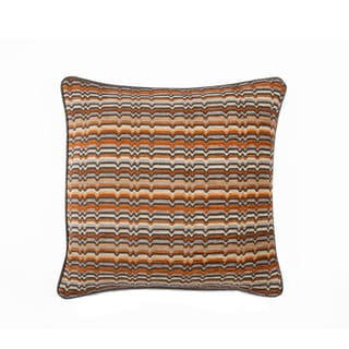 JAR Designs 'Zaney Tangerine' Decorative Throw Pillow
