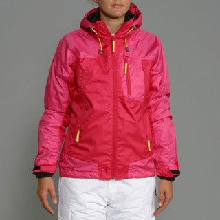 Pulse Women's 'Equinox' Fuchsia 3-in-1 Systems Snow Jacket