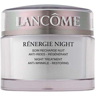 Lancome Renergie Night Treatment Anti-Wrinkle Restoring Cream