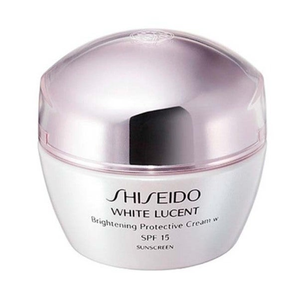 Shiseido White Lucent Brightening Protective Cream SPF15
