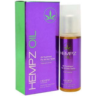 Hempz Couture 3.4-ounce Oil Treatment