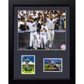 New York Yankees Derek Jeter/Alex Rodriguez 12x18 2-card Frame