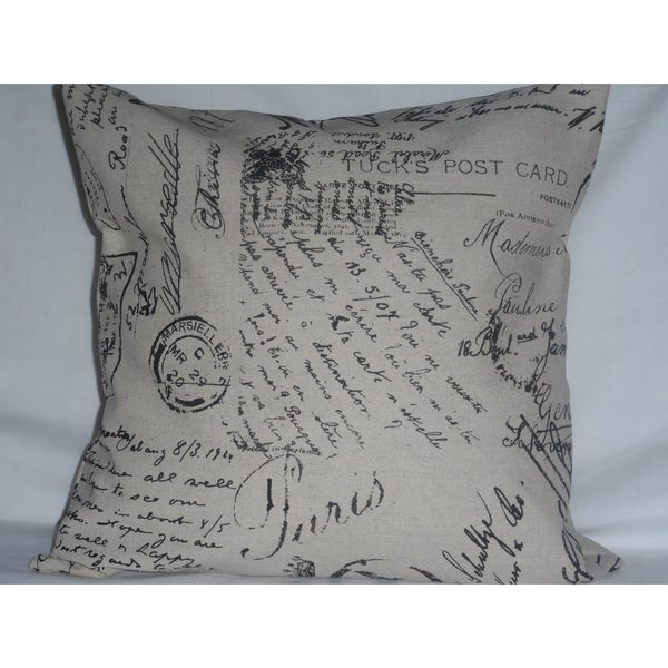 Estocrit Decorative Pillow Cover