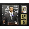 Tim Tebow New York Jets 12x15-inch Photo Stat Plaque with Card