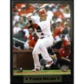 Yadier Molina St. Louis Cardinals 9x12-inch Photo Plaque