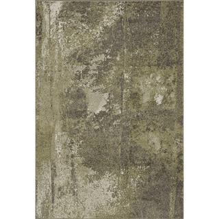 Arrakis Green/ Taupe Rug (9'8 x 12'8)