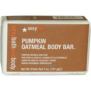 Sexy Bath and Body Pumpkin Oatmeal Body Bar Soap