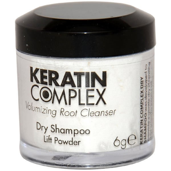 Keratin Complex Volumizing Root Cleanser Dry Shampoo