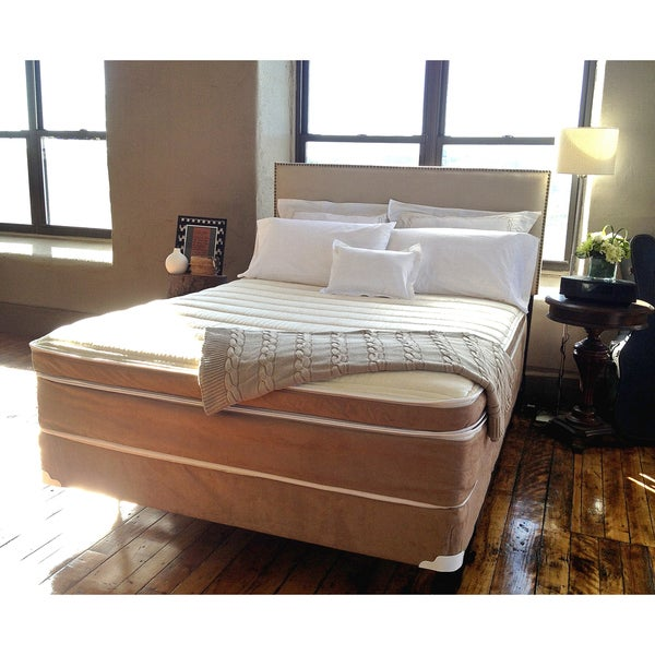 Better Snooze Air Supreme Queen-size Single Chamber Adjustable Air Mattress