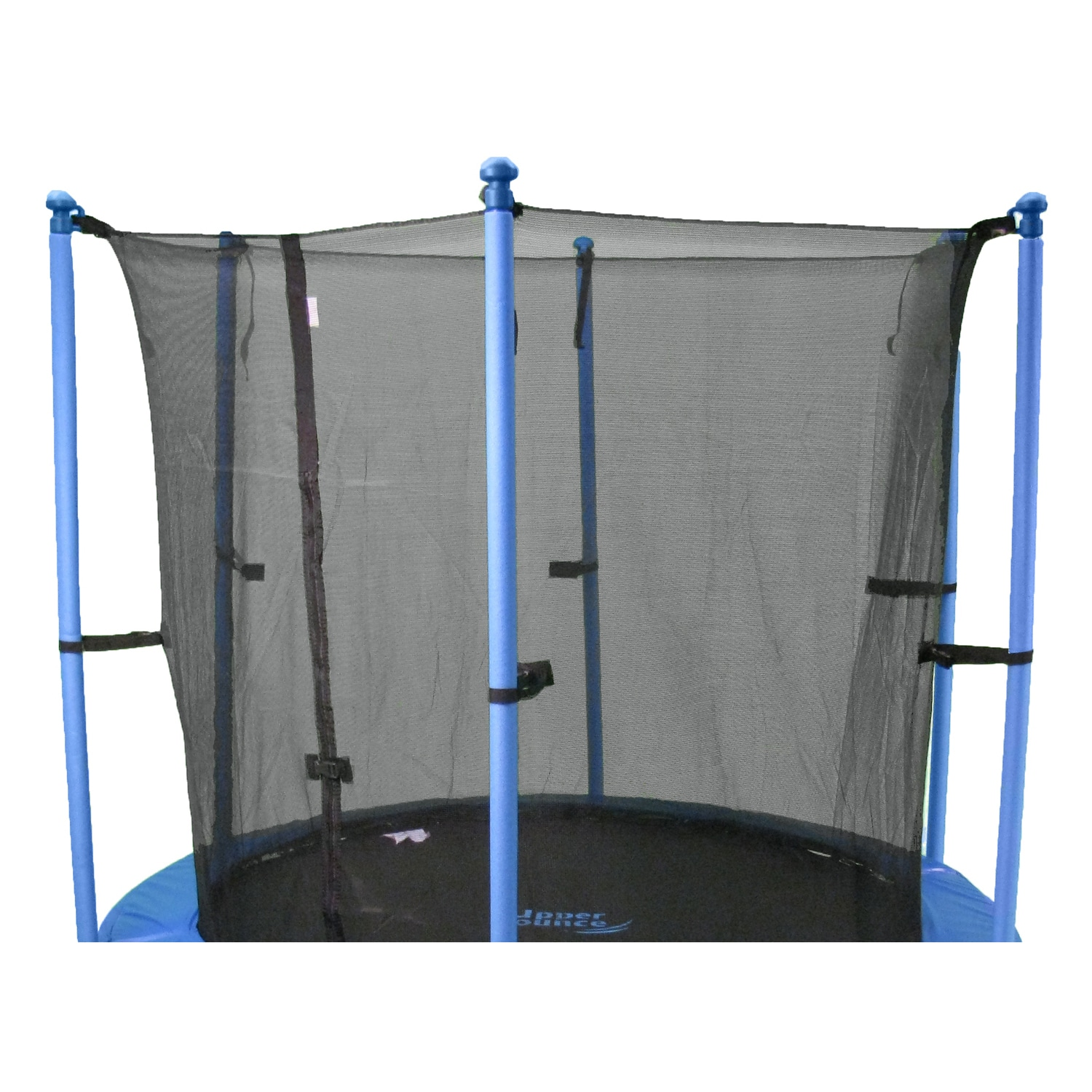 Upper Bounce 14-foot Round Trampoline Enclosure Safety Net for 8 Poles or 4 Arches at Sears.com