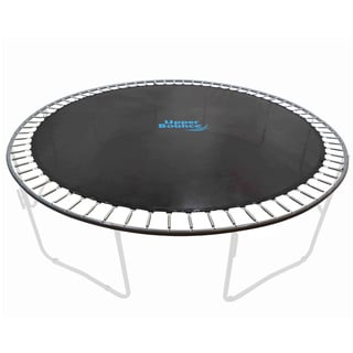 Upper Bounce 14-foot Round Trampoline Jumping Mat for Frames with 96 V-Rings Using 7-inch Springs