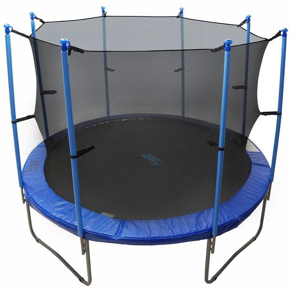 10-foot Trampoline Enclosure Set