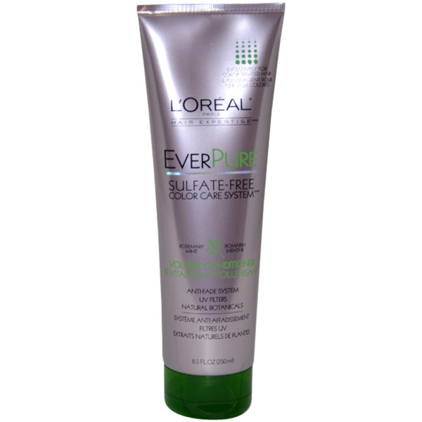 L'Oreal EverPure Rosemary Mint Volume 8.5-ounce Conditioner