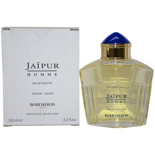 Boucheron Jaipur Homme Men's 3.3-ounce Eau de Toilette Spray (Tester)