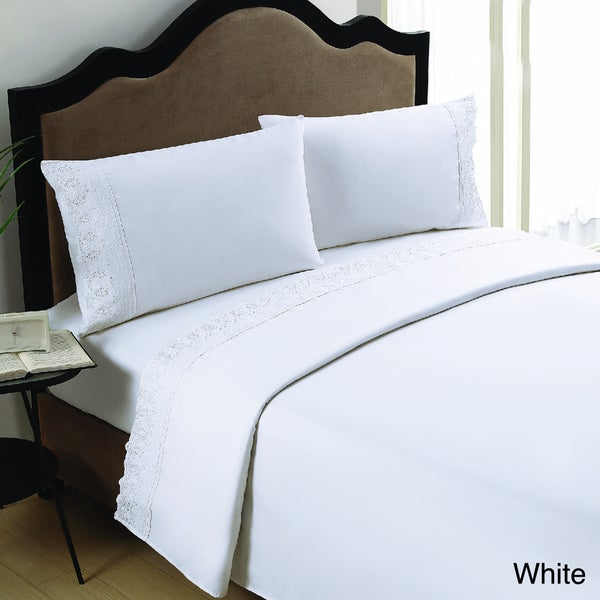 Capri 4-piece Sheet Set